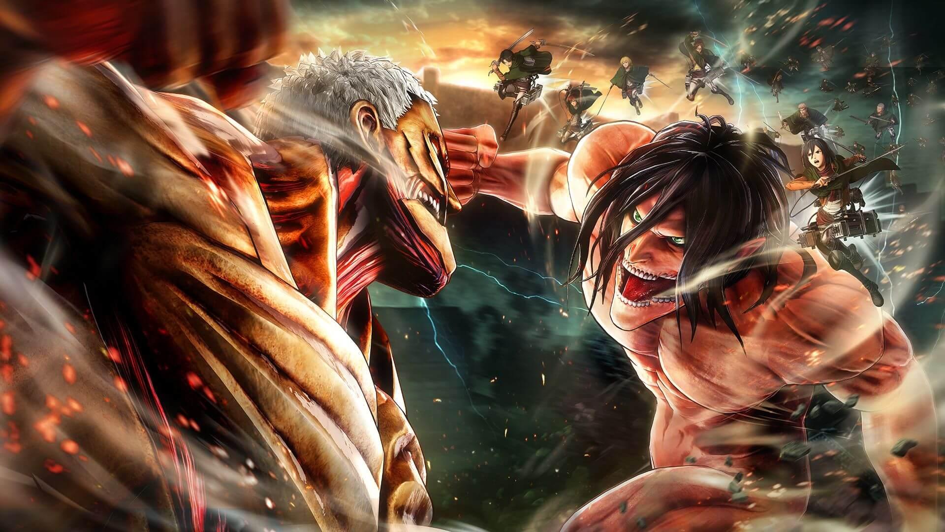 Attack On Titan Schauen