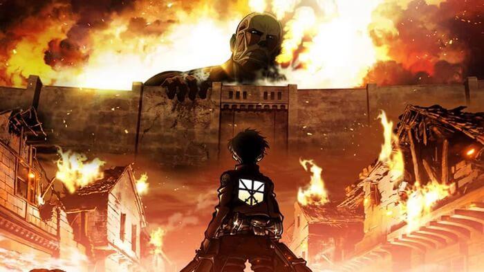 Attack on Titan im Stream kostenlos online schauen