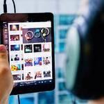 Musik Streaming Dienste