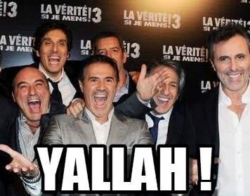 Was bedeutet Yallah?