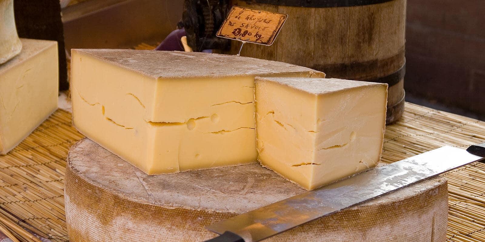 Mit welchem Käse ist Greyerzer Käse (Le Gruyère) ersetzbar?