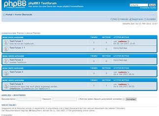 Kostenlose Homepage mit Forum erstellen