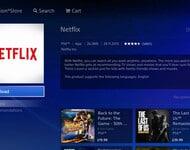 Netflix auf der PS4 schauen - Anleitung