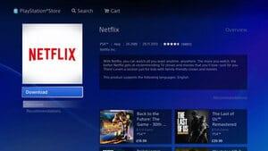 Netflix auf der PS4 schauen Netflix auf der PS4 schauen - Anleitung