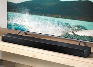 Wie schließt man eine Soundbar an den TV an