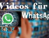 Woher bekommt man lustige Videos für Whatsapp?