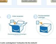 Amazon - Rücksendung wieder stornieren