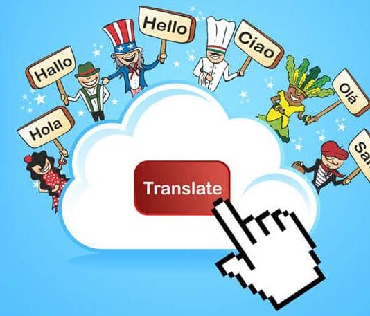 Beste Online Übersetzer und Translator