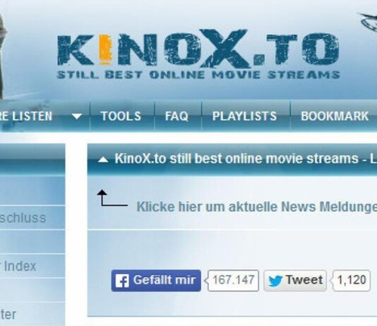 Kinox.to Alternativen zum Filme streamen