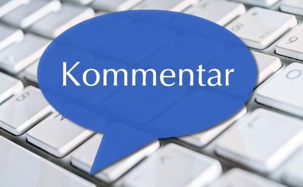 Kommentar schreiben - Tipps, Anleitung und Aufbau