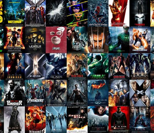 Kostenlose Auswahl an Filmen im Internet