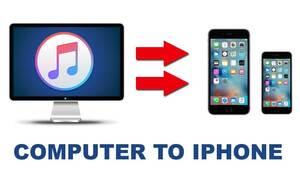 Songs vom PC auf das iPhone übertragen