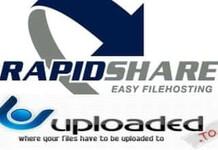 Uploaded und Rapidshare Suchmaschinen