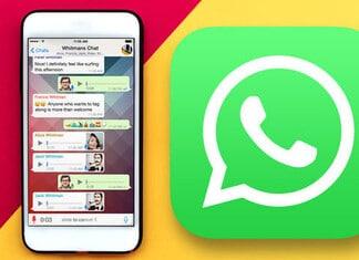 WhatsApp Backup auf iPhone