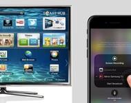iPhone mit Samsung TV verbinden - einfach erklärt
