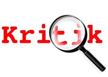 Eine Kritik schreiben - Mit Erklärung und Beispielen