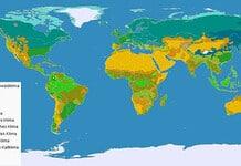 Klimazonen und Wärmezonen