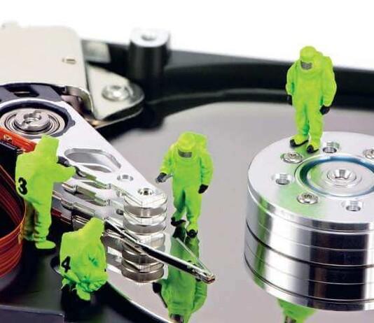 Auf dem PC gelöschte Daten wiederherstellen