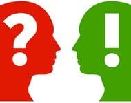 Welche Antwort auf eine unangenehme Frage? Beispiele
