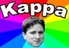 Kappa Smiley auf Twitch