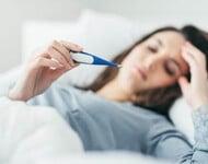 Was tun bei Fieber? Ursachen und Hausmittel zur Behandlung
