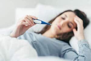 Was tun bei Fieber - Ursachen und Hausmittel zur Behandlung