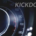 Kickdown beim Auto
