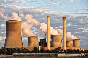 Emissionen von Kraftwerken