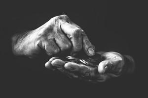 Hunger und Armut