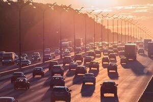 Umweltbelastungen durch viel Verkehr