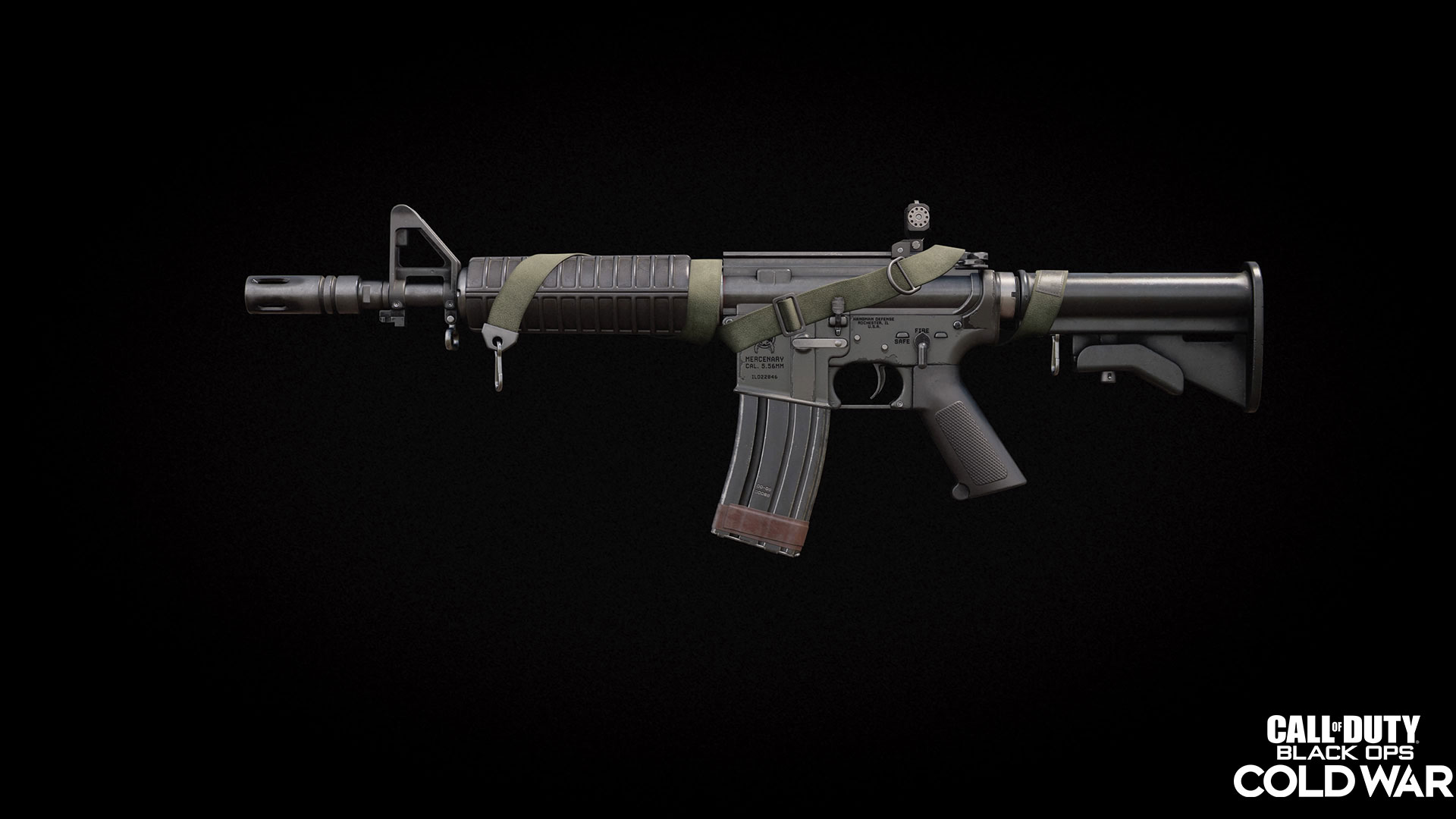 CoD Warzone M16