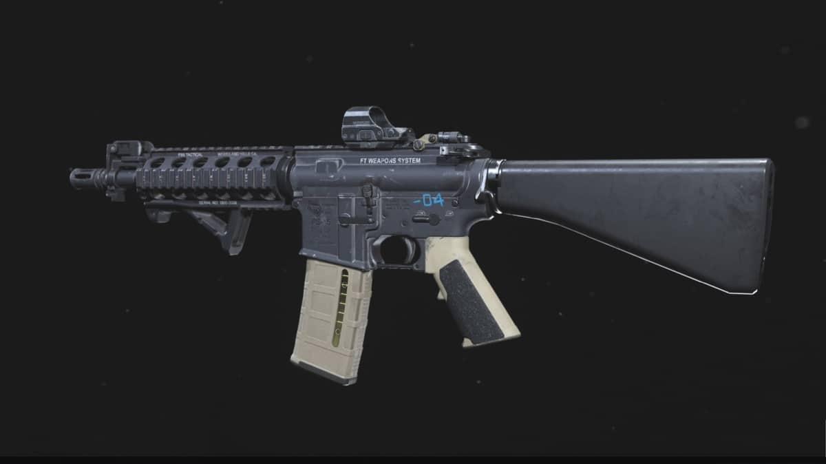 CoD Warzone M4A1