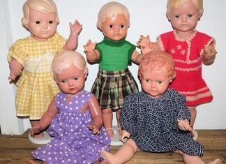 Wert von Schildkroet Puppen bestimmen
